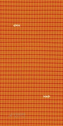 Skraistė Multisquare orange
