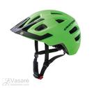helmet Cratoni Maxster Pro S/M (51-56cm) lime/black matt