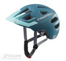 Helmet Cratoni Maxster Pro S/M (51-56cm) steel/blue matt