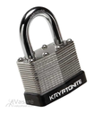 Laminated Steel Padlock 45mm