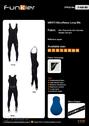 Vyriškos kelnės ilgos pašiltintos mikropluoštu su petnešomis S931-B7W dydis XXL brokuota siųlė