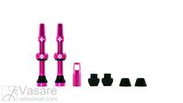 Bekamerinių padangų vožtuvų k-tas Muc-Off 44mm rožiniai