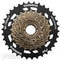 Multiple Freewheel Sprocket 7s Shimano MF-TZ500 14-34T