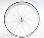 """Rear wheel 28"""" for freewheel thread"""