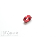 "Spacer Headset 1 1/8"" IT Red Anod. Al 10mm"