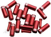 SRAM Ferrule Kit, Aluminum Red