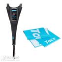 TACX komplektas nuo prakaito (rankšluostis + apsauga)