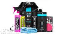 Muc-Off priemonių komplektas Team Sky Dry Bag