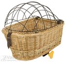 "Wicker basket, M-WAVE ""CARRIER TOP"""
