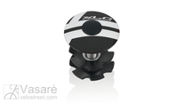 "XLC A-Head Plug  AP-S01, 1.1/8"", Alu, Black"