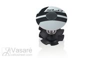 """XLC A-Head Plug AP-S01, 1"""", Alu, silver"""