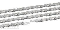 XLC Grandinė CC-C04 1/2 x 11/128, 114 narelių 11 pavarų silver