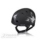 XLC Urban-Helmet BH-C22, Unisize (53-59cm) matte blk, Spikes