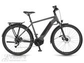 """Электрический велосипед Winora Yucatan 8 men i400Wh 28"""" 8-G Altus"""