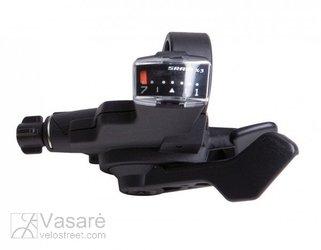 SRAM Shifter X-3 Trigger 7sp Rear