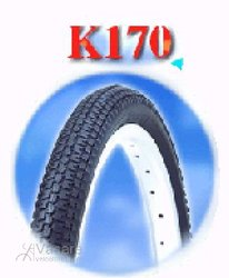 Tire KENDA  20x1,75, 47-406, K-170, black