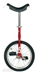 "Unicycle OnlyOne 16"" red"