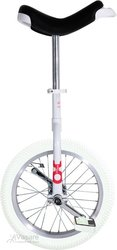 "Unicycle  OnlyOne 16"" white Indoor"