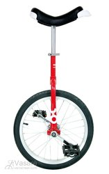 "Unicycle OnlyOne 18"" red"