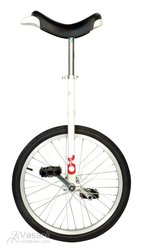 "Unicycle OnlyOne 20"" white"