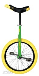 "Unicycle QU-AX 20"" luxus green"