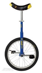 "Unicycle QU-AX Luxus 18"" blue"