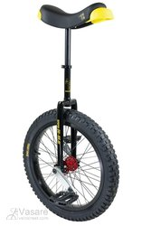 "unicycle QU-AX Muni Starter 20"" black"