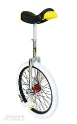 "Unicycle QU-AX Profi 20"" ISIS chrom"