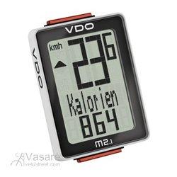 Spidometras VDO M2.1 WR