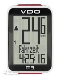 VDO M3 WL dviračio kompiuteris/spidometras belaidis
