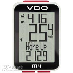 VDO M4 dviračio kompiuteris/spidometras