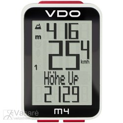 VDO M4 WL bicycle computer