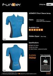 Women's Jersey L size