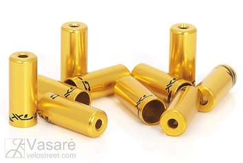 XLC brake hose end cover BR-X10 Gold within Ø 5,0 mm