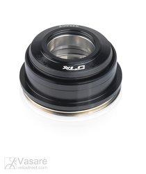 """XLC Vairo kolonėlė A-Headset HS-I08 1 1/8 - 1,5 """" platėjančiai šakei, pusiau integruota"""