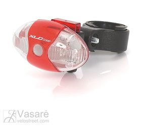 XLC Comp rear light 'Prospero' CL-R10 personal sec.light wth. RTLR