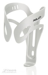 XLC Drinking Bottle Holder Alu BC-A04 silver matt, glatte Form