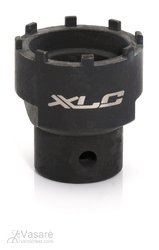 XLC Inner bearing Tools TO-BB04 8 Nut, ISIS Drive