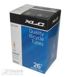 XLC inner tube 26 x 1.5/2.5 40/62-559 DV 40 mm