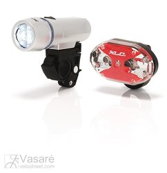 XLC Lighting Set 5X Personal Safety Light w/o StVZO