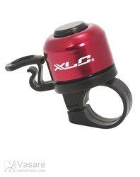 XLC mini skambutis DD-M06 raudonas
