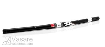 XLC vairas  Pro  Flat-Bar HB-M14 baltas 25,4mm, 60