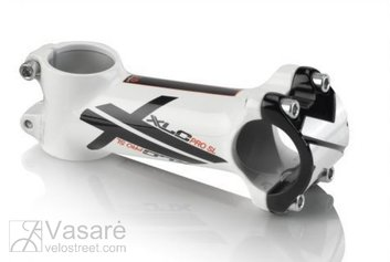"XLC Pro SL A-Head stem ST-M16 1 1/8"", Ø 31,8 mm, 100 mm, white"