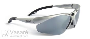 XLC Sunglasses 'Tahiti' SB-Plus Gestell silver