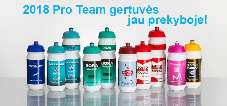 Shiva Pro Team 2018 Bottles
