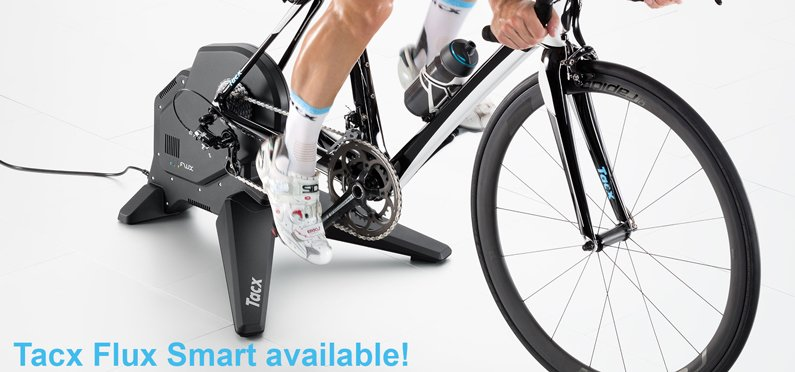 Tacx Flux available