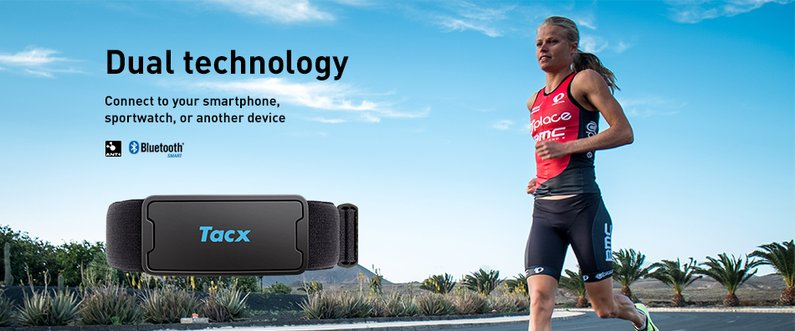 Tacx Smart Heart rate belt