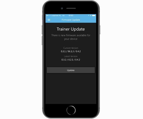Tacx Utility App