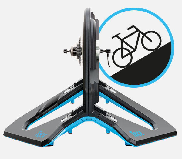 Tacx Neo 2T Smart powerfull