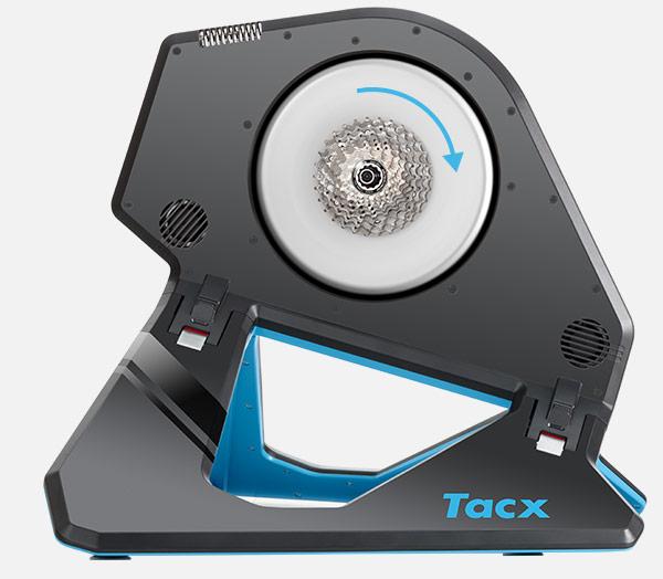 Descent simulation Tacx Neo 2T Smart
